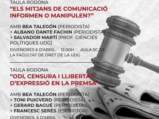 Llibertats i Repressió UDG